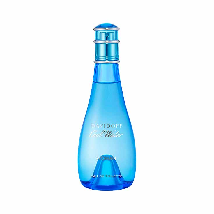 COLONIA COOL WATER WOMAN 100 ML. VAP.