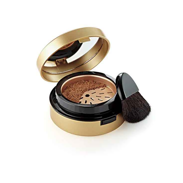 ELIZABETH ARDEN PURE FINISH BRONZE POWDER