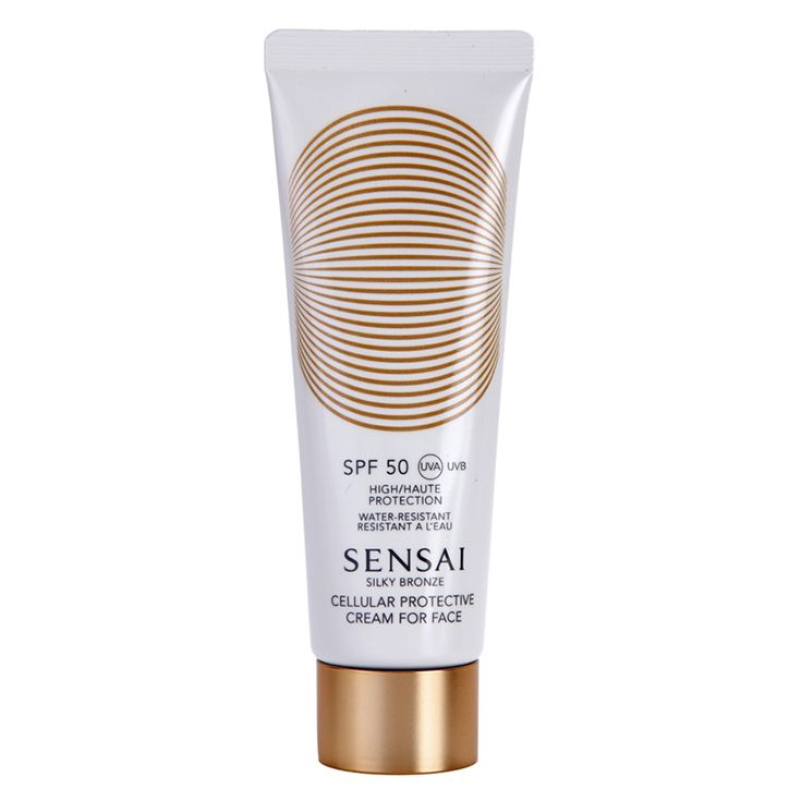 SENSAI SILKY BRONZE CREAM FACE F-50 50 ML