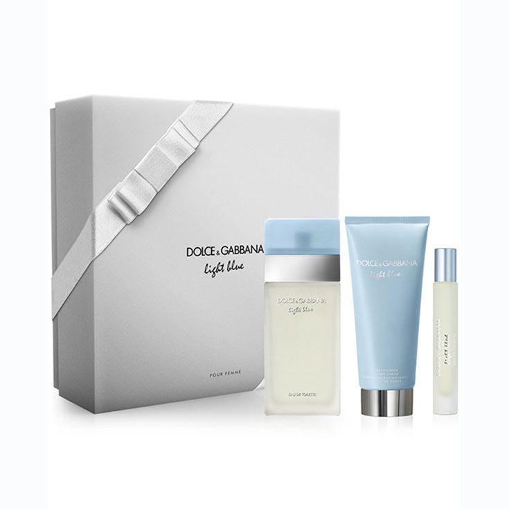 Dolce & Gabbana Estuche D&G Light Blue EDT