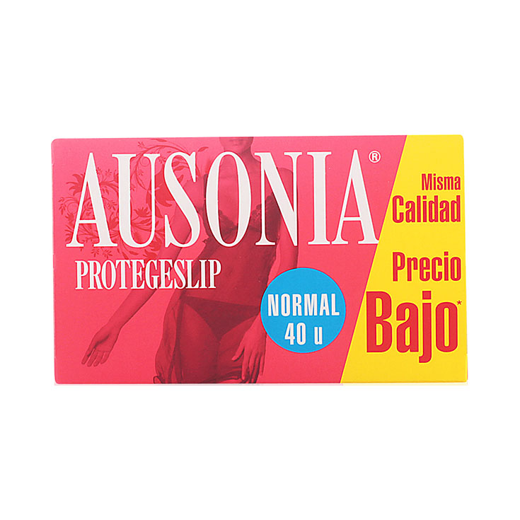 SALVA SLIP AUSONIA 40 UDS. NORMAL