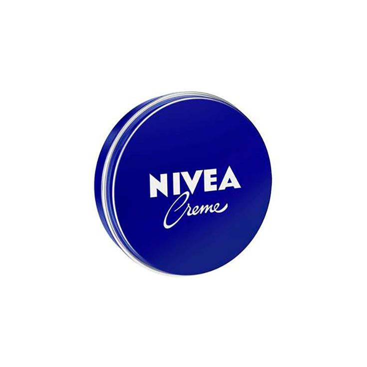 Crema nivea lata azul precio