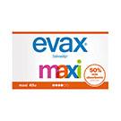 SALVA SLIP EVAX MAXI 40 UDS.