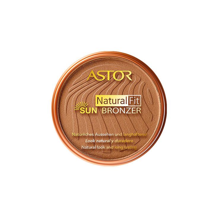ASTOR NATURAL FIT SUN BRONZER Nº.004