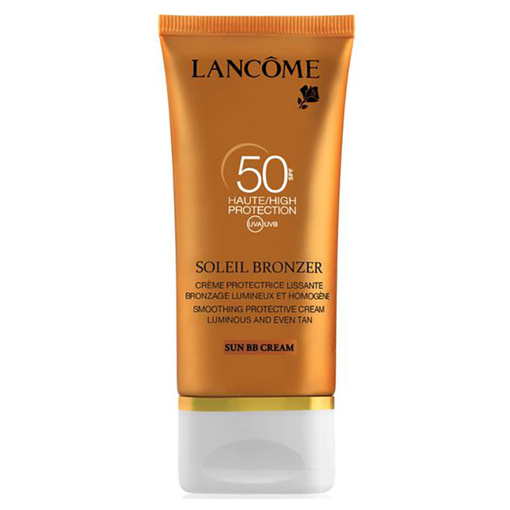 LANCOME SOLEIL BRONZER FACE BB SPF50  50 ML.
