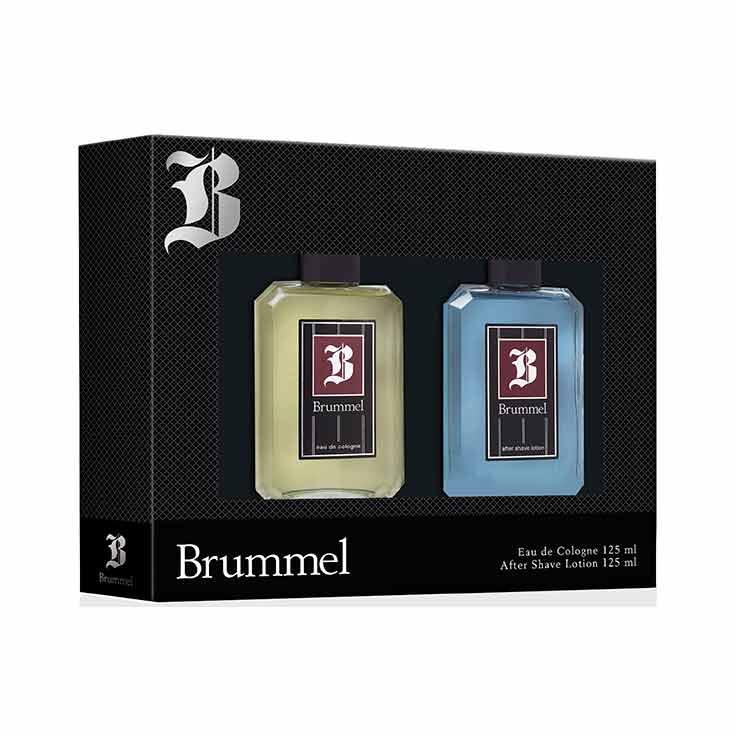 ESTUCHE BRUMMEL (EDC 125+AFTER SHAVE 125)