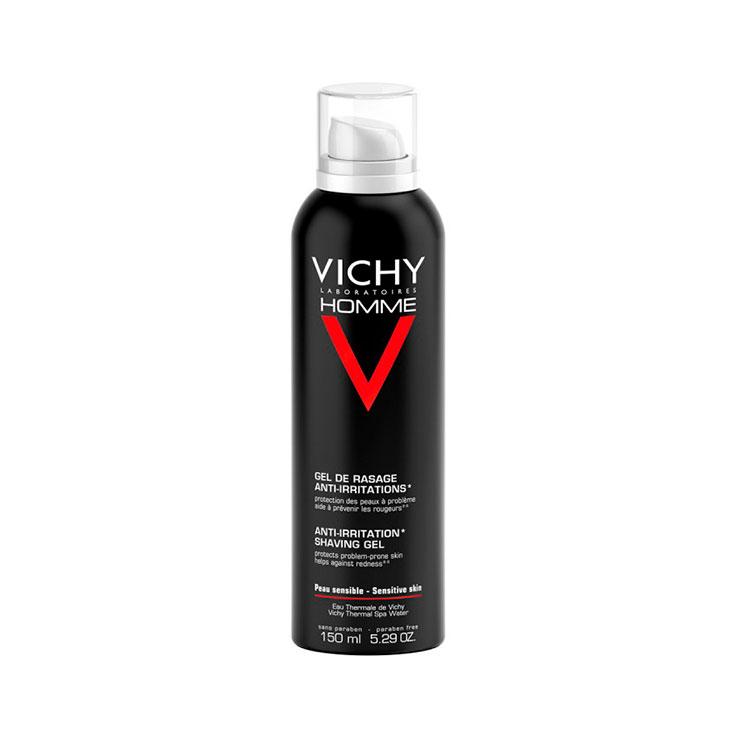 VICHY HOMME GEL RASAGE 150 ML.
