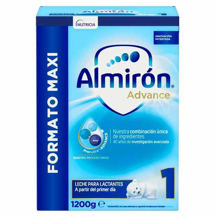 ALMIRON ADVANCE 1 LECHE LACTANTES 1,2 KG.