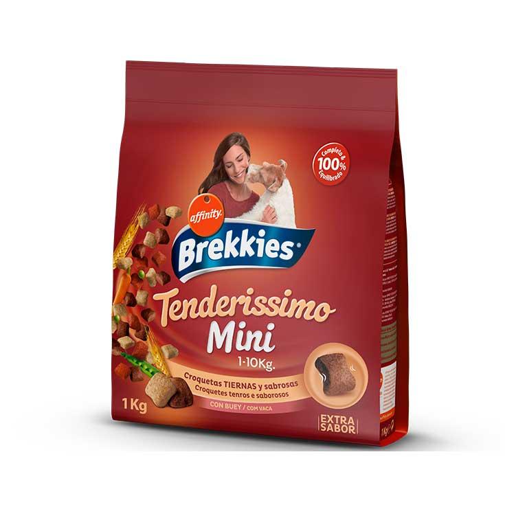 BREKKIES DOG TENDERISSIMO MINI 1 KG