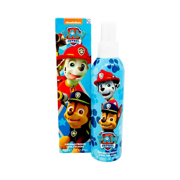 COLONIA PAW PATROL 200 ML.AIR VAL