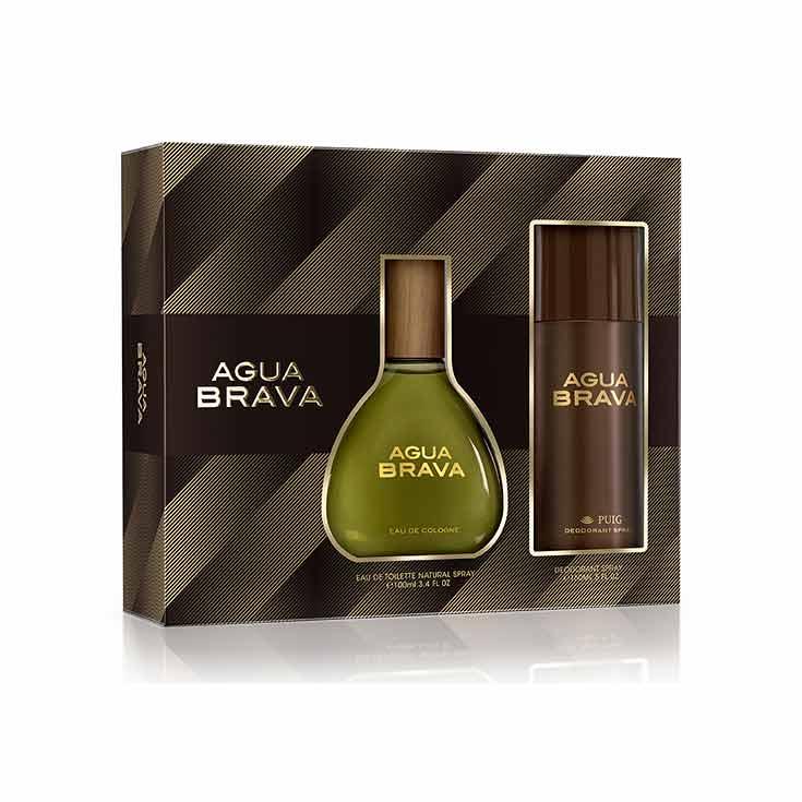 ESTUCHE AGUA BRAVA (COL100+DEO150)