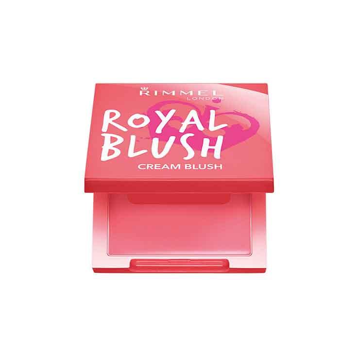 RIMMEL ROYAL BLUSH CREAM 002