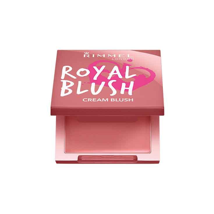 RIMMEL ROYAL BLUSH CREAM 004