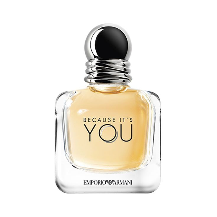 COLONIA EMPORIO ARMANI BECAUSE IT´S YOU 50ML