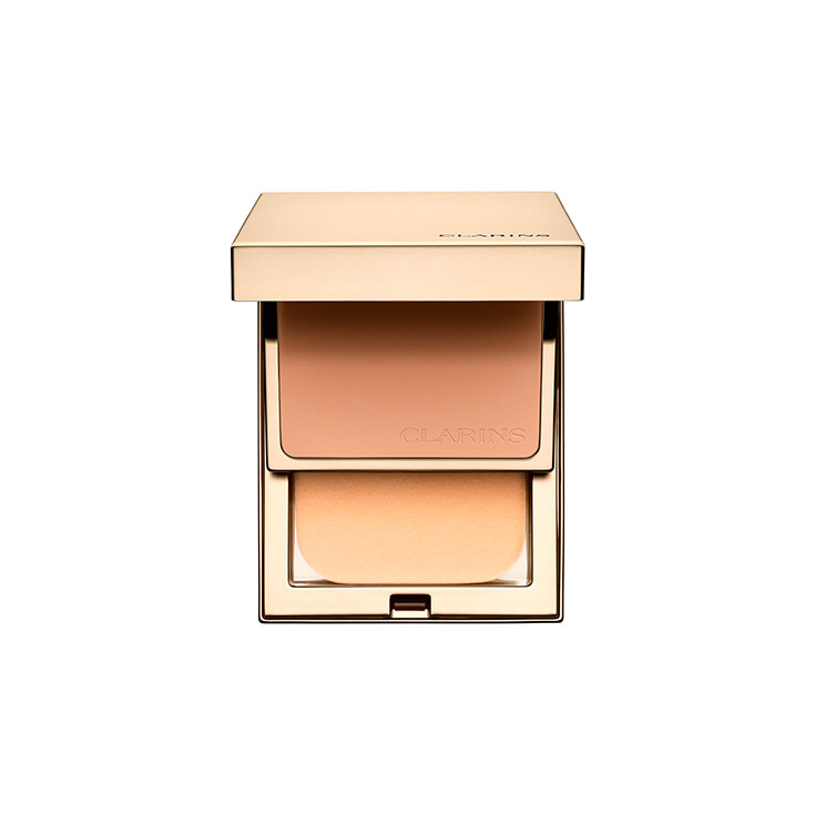 CLARINS EVERLASTING COMPACT 114