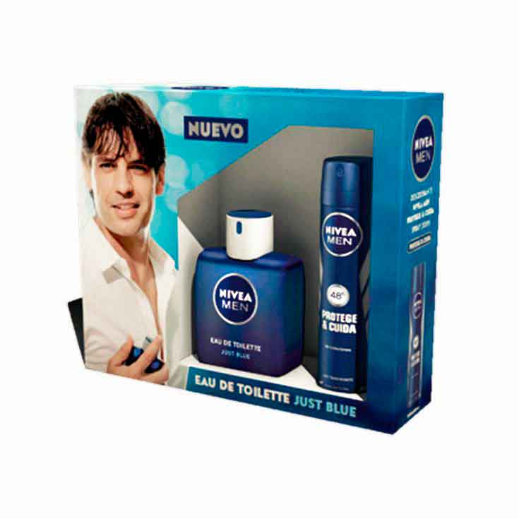 ESTUCHE NIVEA FOR MEN (COL 100+DEO.SPRAY)
