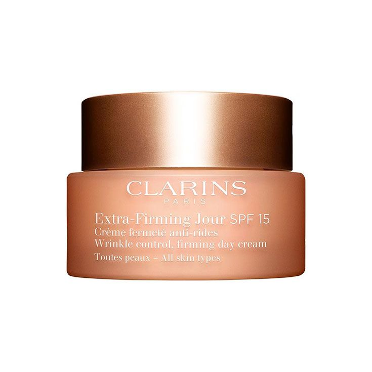 CLARINS EXTRA FIRMING CREMA DIA SPF15  50 ML.