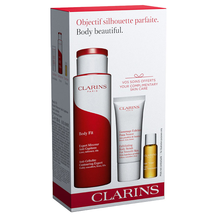 CLARINS COFRE BODY FIT