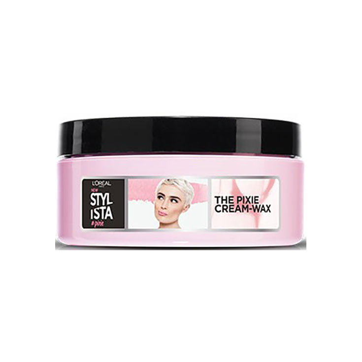LOREAL STYLISTA THE PIXIE CREAM-WAX 75 ML.