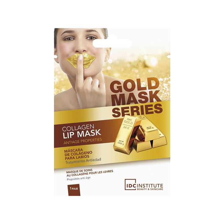 IDC GOLD MASCARA COLAGENO LABIOS SOBRE 8 GRS.