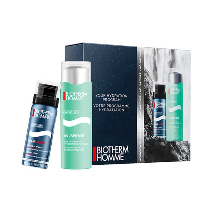 BIOTHERM HOMME COFRE AQUAPOWER R.L8266400