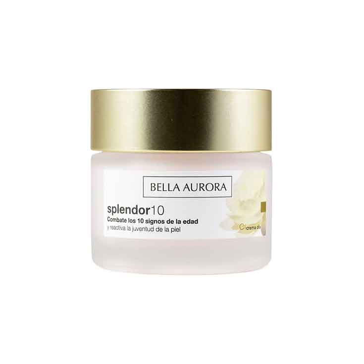 BELLA AURORA CREMA SPLENDOR10 DIA 50 ML