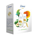 ESTUCHE DOVE AGUACATE (GEL 500+BODY 400)