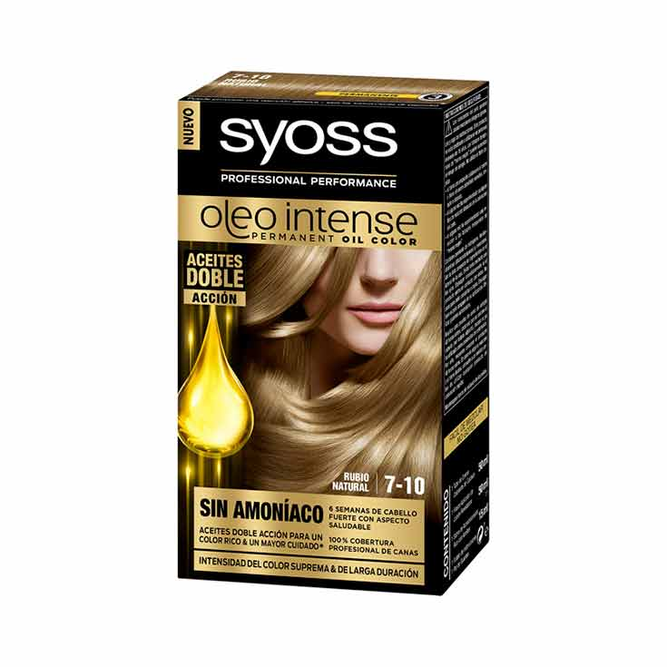 SYOSS OLEO INTENSE TINTE 7-10