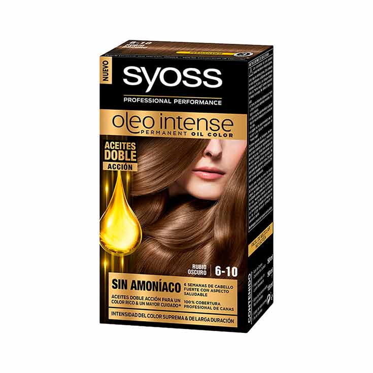 SYOSS OLEO INTENSE TINTE 6-10