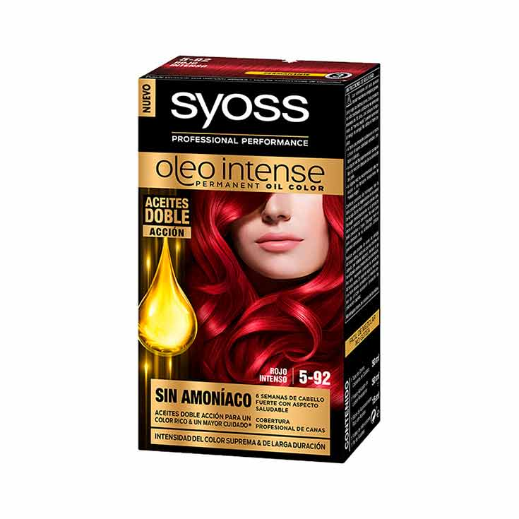 SYOSS OLEO INTENSE TINTE 5-92