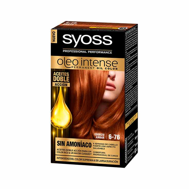 SYOSS OLEO INTENSE TINTE 6-76