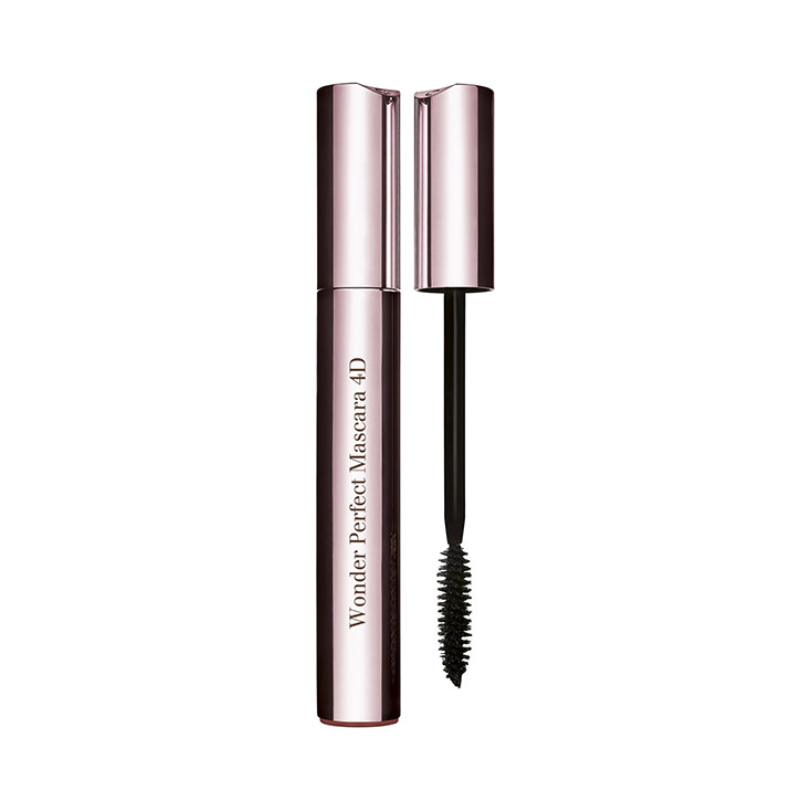 CLARINS MASCARA WONDER PERFECT 4D NEGRA