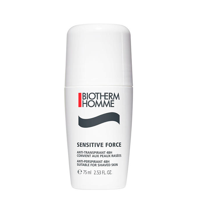 BIOTHERM HOMME DEO ROLL-ON SENSIT. FORCE 75ML