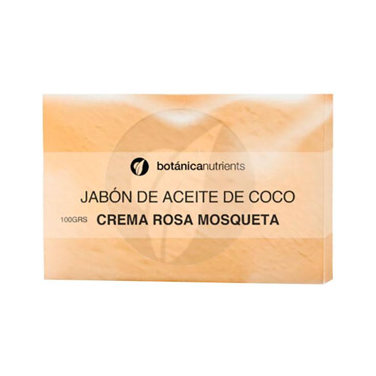 EBERS JABON T. ROSA MOSQUETA 100 GR.