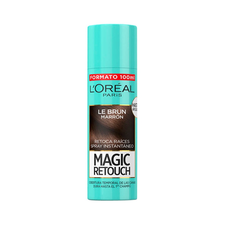 LOREAL MAGIC RETOUCH Nº2 100 CAST/OSC- MARRON