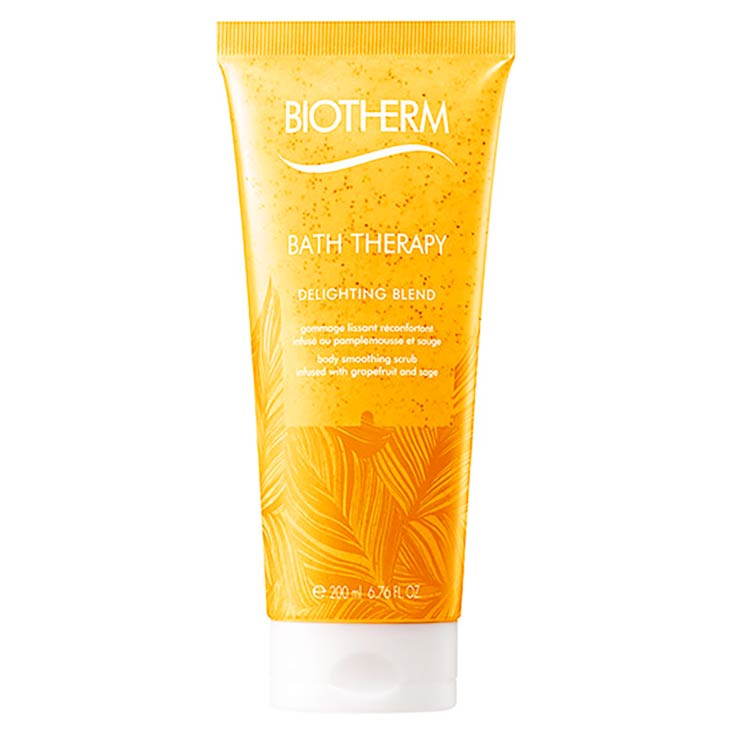 BIOTHERM BATH THERAPY DELIGTHING SCRUB 200 ML