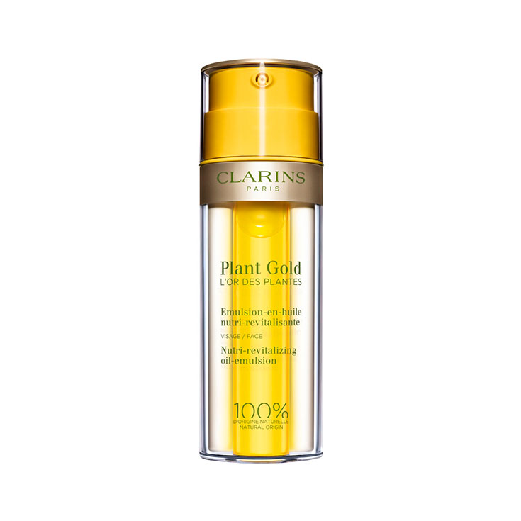 CLARINS PLANT GOLD EMULSION ROSTRO 35 ML
