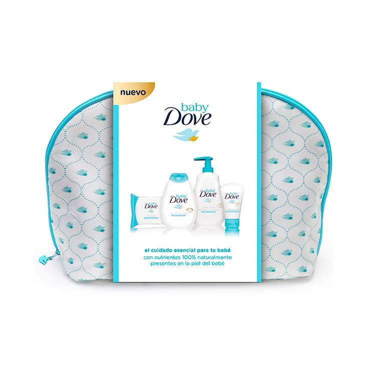 50 unidades Toallitas pieles sensibles Baby Dove