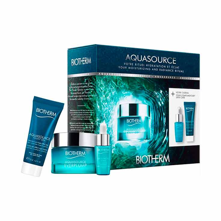 BIOTHERM SET AQUASOURCE EVERPLUMP LA503400
