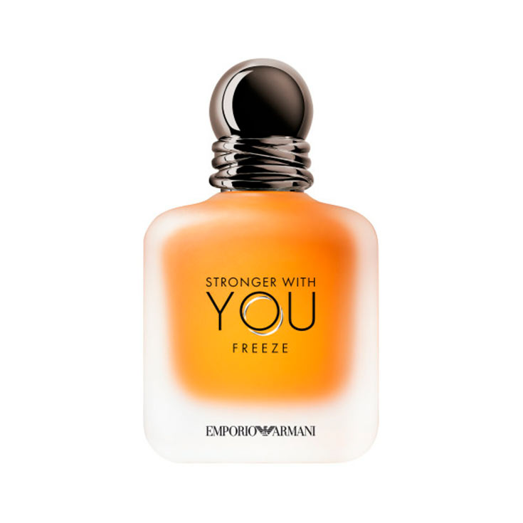 ARMANI STRONGER WITH YOU FREEZE 100 ML EDT