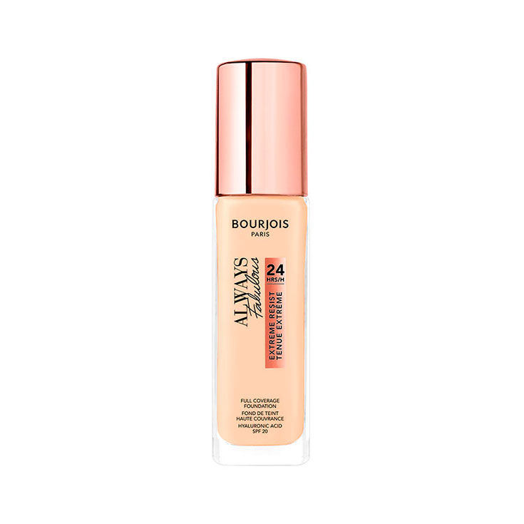 BOURJOIS ALWAYS FABULOUS 24H FOUNDATION 120