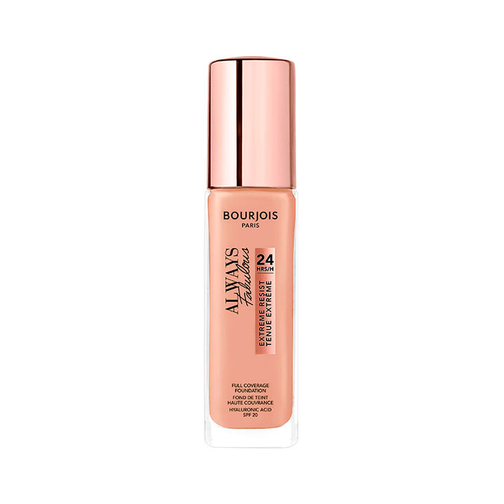 BOURJOIS ALWAYS FABULOUS 24H FOUNDATION 200