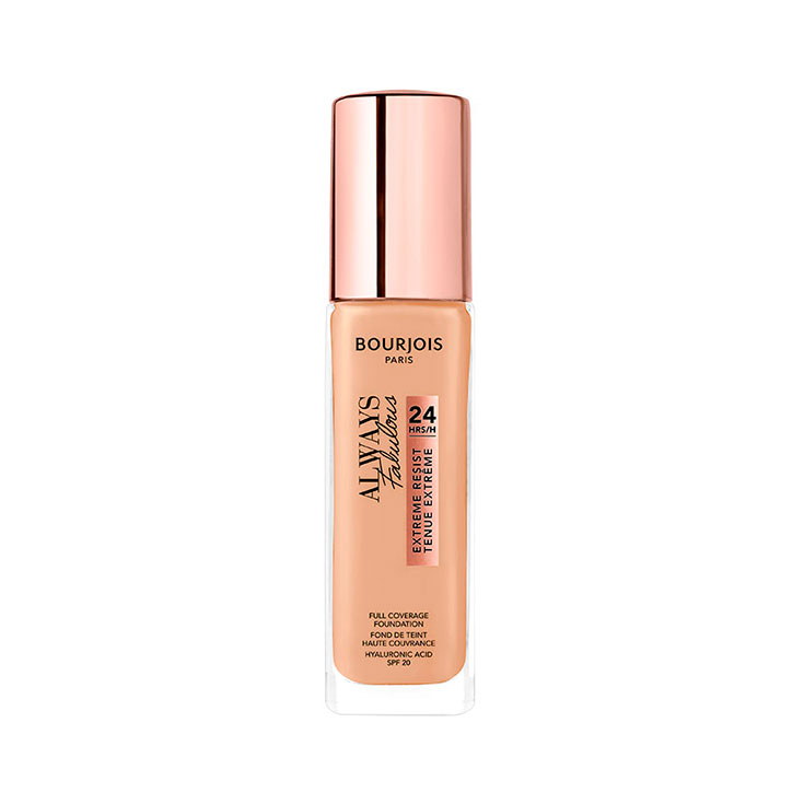 BOURJOIS ALWAYS FABULOUS 24H FOUNDATION 310