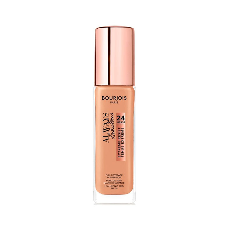 BOURJOIS ALWAYS FABULOUS 24H FOUNDATION 400