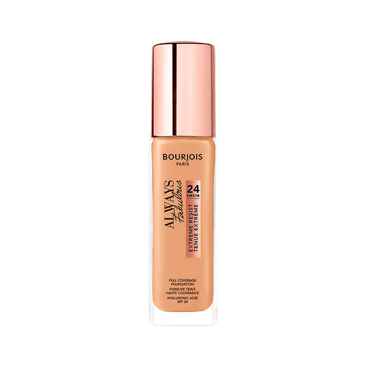 BOURJOIS ALWAYS FABULOUS 24H FOUNDATION 410