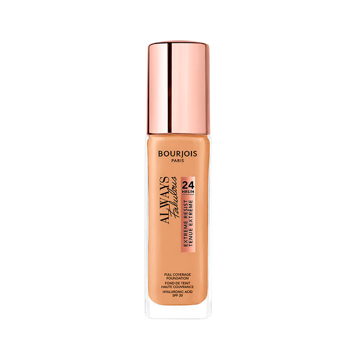 BOURJOIS ALWAYS FABULOUS 24H FOUNDATION 415
