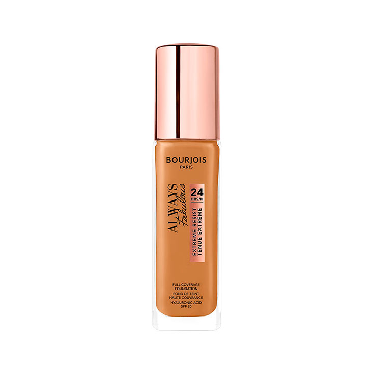 BOURJOIS ALWAYS FABULOUS 24H FOUNDATION 510