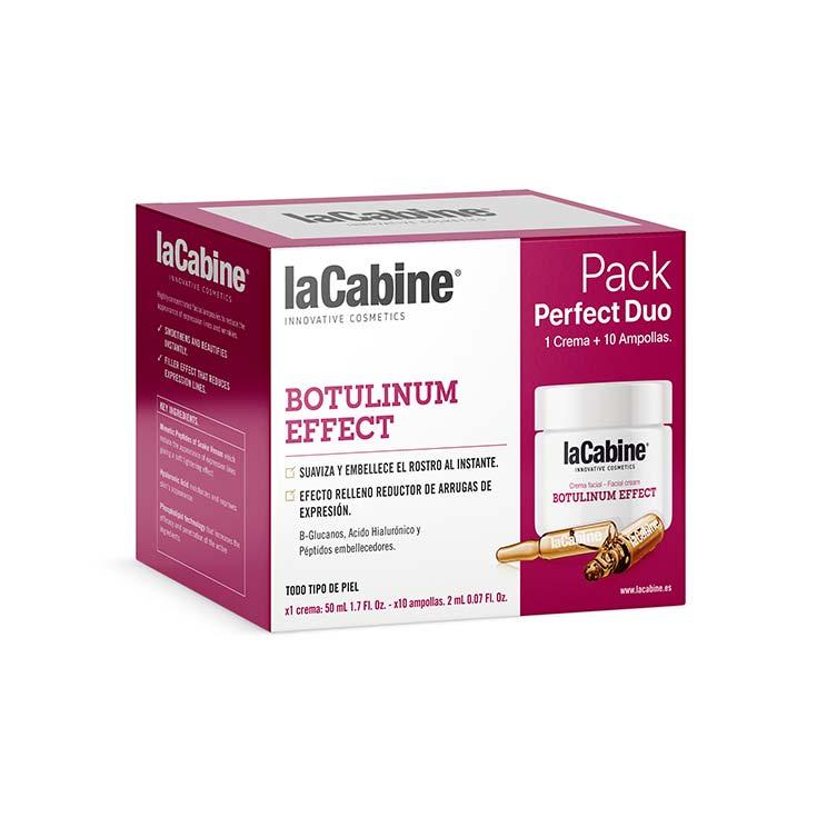 LA CABINE PERFECT DUO BOTOX-LIKE CREMA+AMPOLL