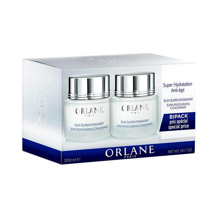 ORLANE SET BIPACK HYDR. SOIN JOUR & NT 50ML