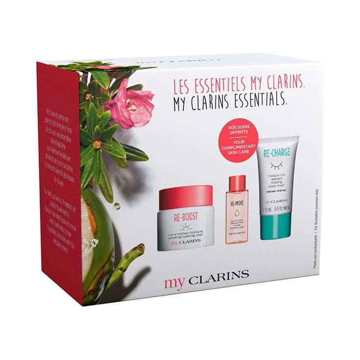CLARINS MYCLARINS COFRE R. 80076634